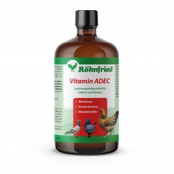 Vitaminai ADEC 250ml.