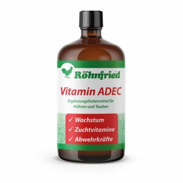 Vitaminai ADEC 100ml.