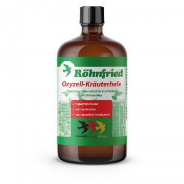 Oxyzell Kräuterhefe 500ml.