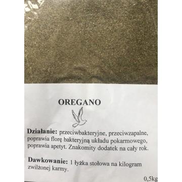 Oregano (raudonėlis)